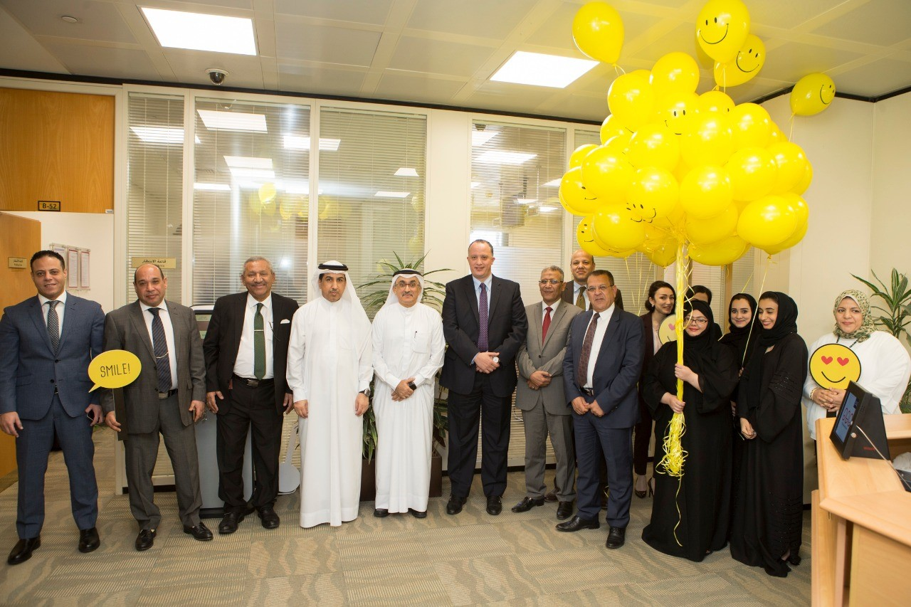 The Government of Dubai Legal Affairs Department Celebrates the International Day of Happiness