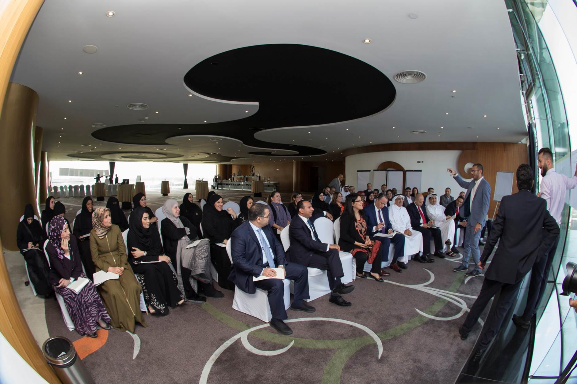 "The Government of Dubai Legal Affairs Department Held Its ""X10"" Retreat to Discuss Innovation and Forward Thinking"
