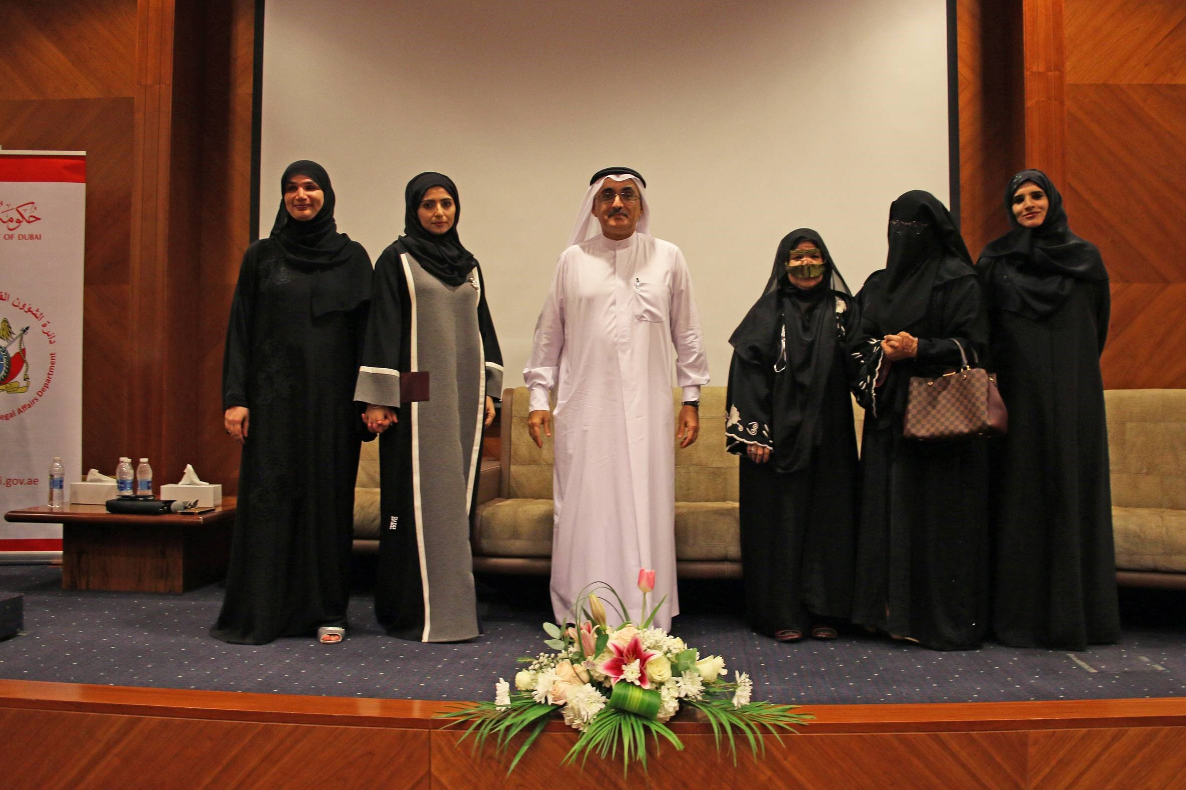 "LAD Celebrates ""Emirati Women's Day"""