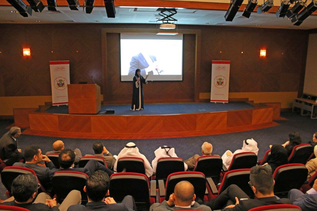 Legal Affairs Department conducts a Lecture on the Role of Positive Energy in the Work Place