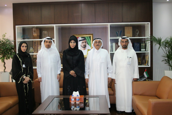 The Government of Dubai Legal Affairs Department and Ministry of Justice Discuss Ways to Develop Regulating the Practice of the Legal Profession