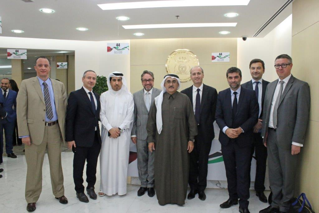 The Government of Dubai, Legal Affairs Department Briefed the French Legal Delegation on the Department's Practices