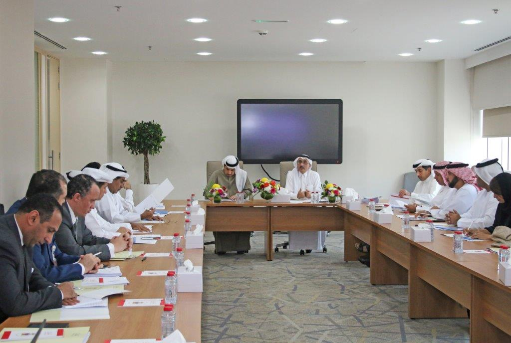 Legal Affairs Department Holds First Meeting of Consultative Committee of Advocacy and Legal Consultancy Professions Affairs