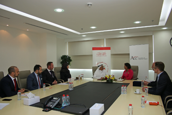 The Government of Dubai Legal Affairs Department signs Memorandum of Understanding with the Association of Corporate Counsel