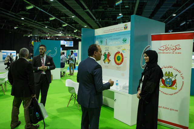 Legal Affairs Department to exhibit latest initiatives at Arab Innovation Forum
