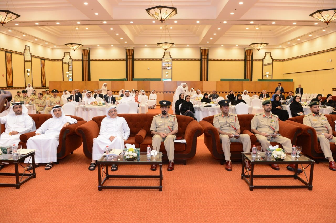 "Dubai Police and the Government of Dubai Legal Affairs Department organize seminar on ""Government Claims"""