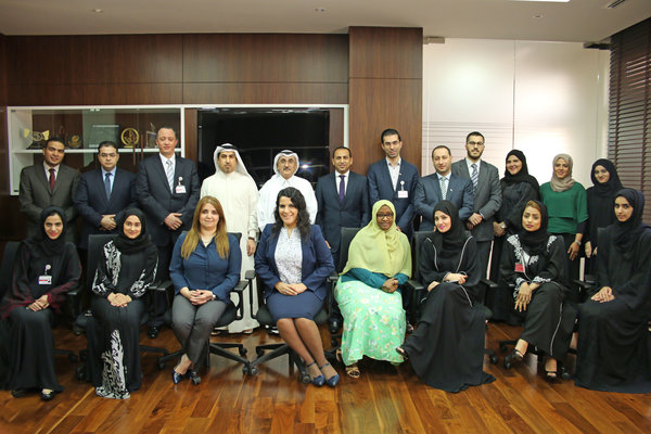 "Legal Affairs Department Qualifies (31) Employees as ""Accredited EFQM Assessors and QMS Auditors"""