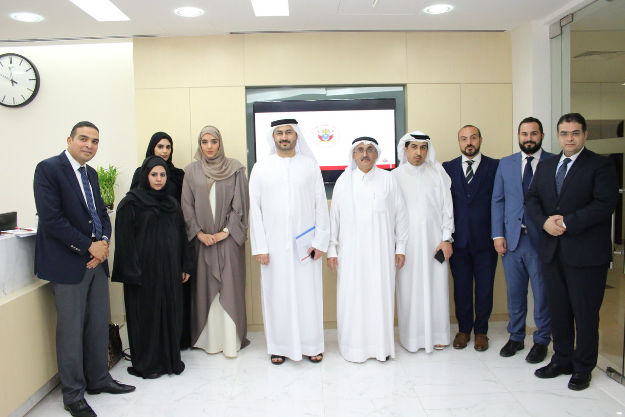 Legal Affairs Department and Dubai Judicial Institute Discuss Cooperation in Legal Professional Development Training